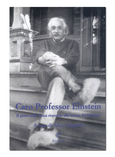 Caro Professor Einstein