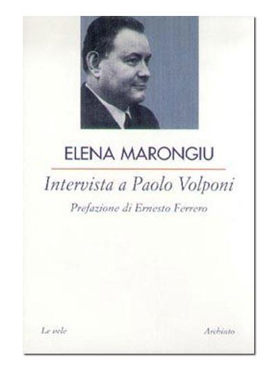 Intervista a Paolo Volponi