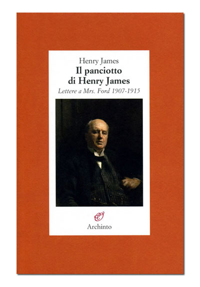 Il panciotto di Henry James