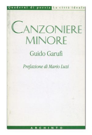 Canzoniere minore