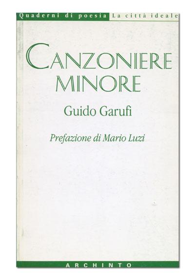 Canzoniere minore
