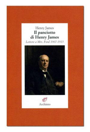 Il panciotto di Henry James